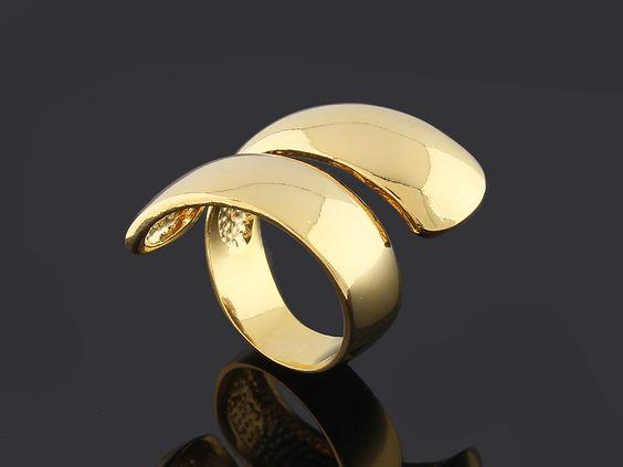 anel 6411 espiral liso na Móveis pra Você