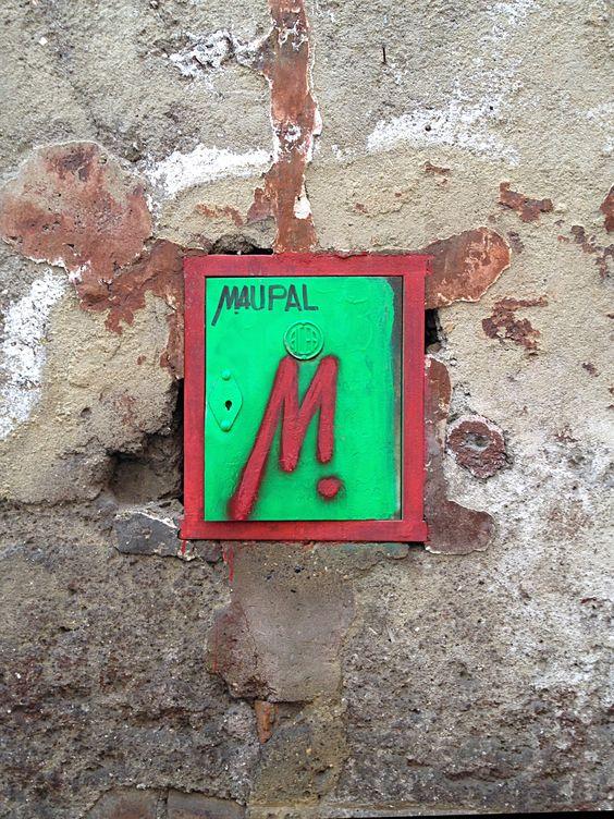 Maupal - Vicolo del Campanile, 2014