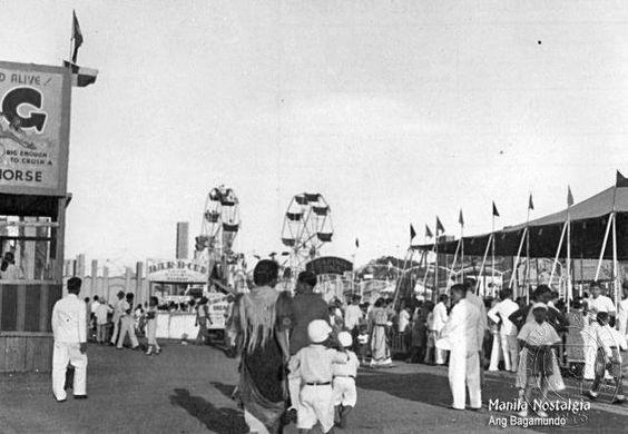 Manila Carnival 1932. Photo by Viktor Mussik. (Taken from Manila Nostalgia.)