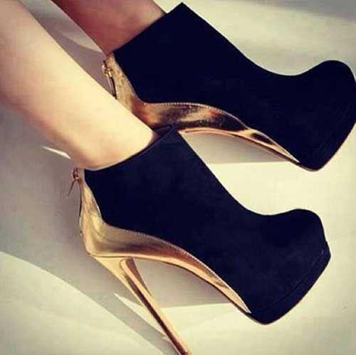İnce Topuklu Ayakkabı Modelleri