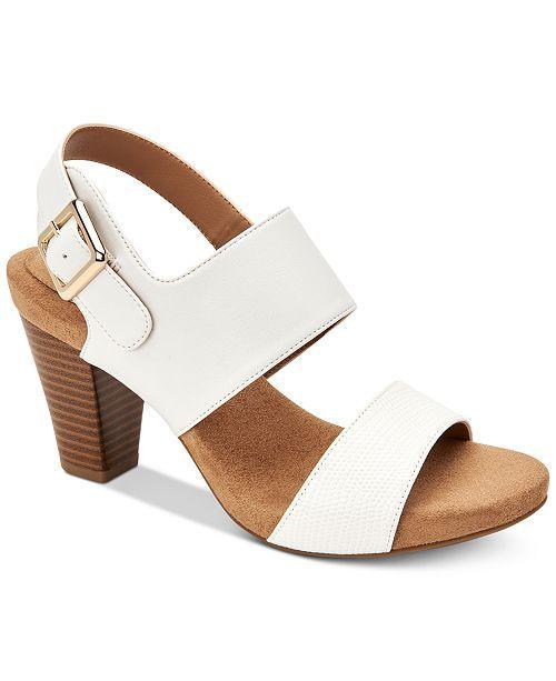 Giani Bernini Aikko Memory Foam Sandals Created For Macy S Reviews Heels Pumps Shoes Macy S Memory Foam Sandals Flip Flop Shoes Pumps Heels