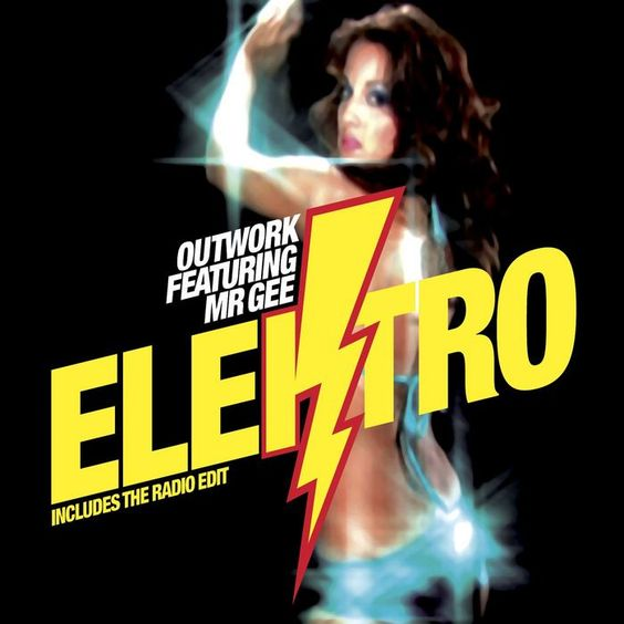 Outwork, Mr Gee – Elektro (single cover art)