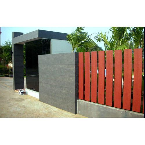 Fibre Cement Smart Wood Fence Rs 350 Piece S Smart Wood Boards Brand Of Skk Impex Private Limited Id 9658187562 Wood Fence Image House Fiber Cement