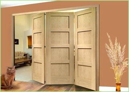 Bifold Room Divider Doors