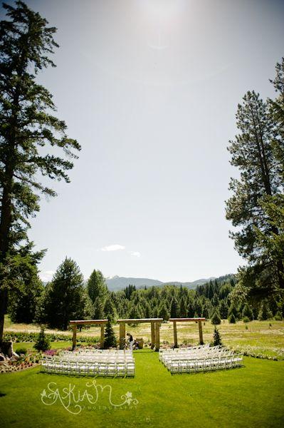Pine river ranch in leavenworth washington 22 acre for Leavenworth wa wedding venues