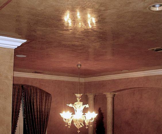 D Home Showhouse Stucco Veneziano Italiano Imported From
