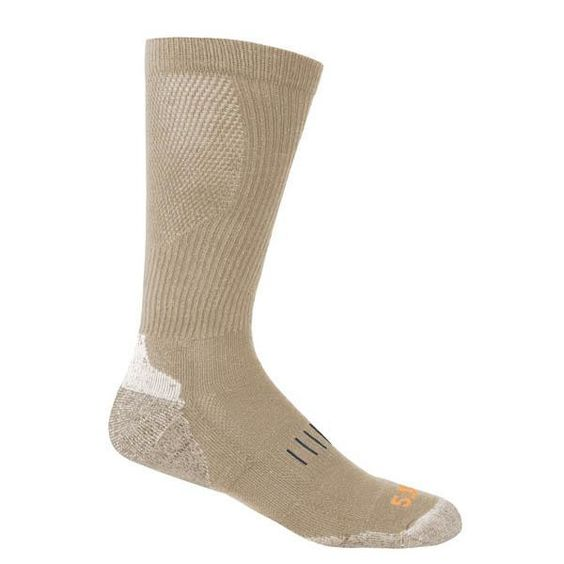5.11 Year Round OTC Sock, Coyote, LXL