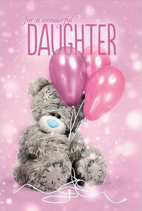 Pin By Astrid Tapia On Birthday In 2021 Daughter Birthday Cards Daughter Birthday Birthday Cards