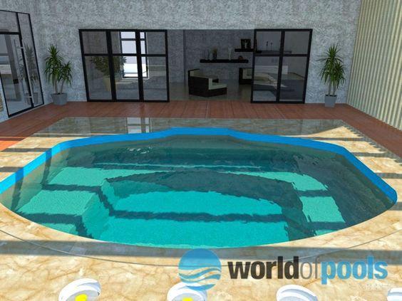 angebot pools für garten, fertigschwimmbecken. | badestamp, Garten und Bauen