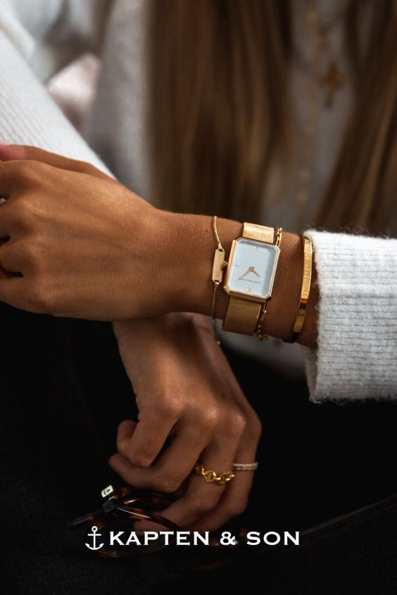 Discover our new watch collection - our GRACE!