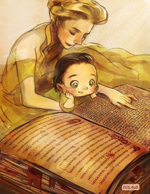 llibres i família