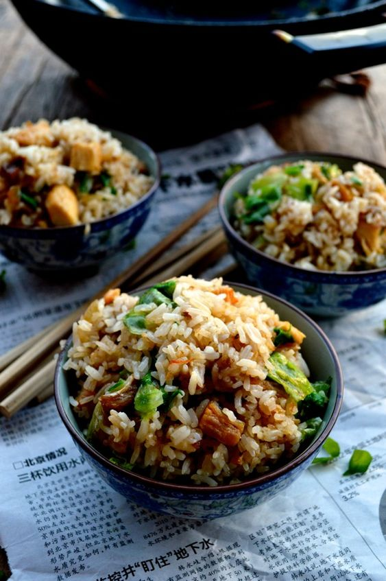 Fried rice fish and rice on pinterest for Fish fried rice