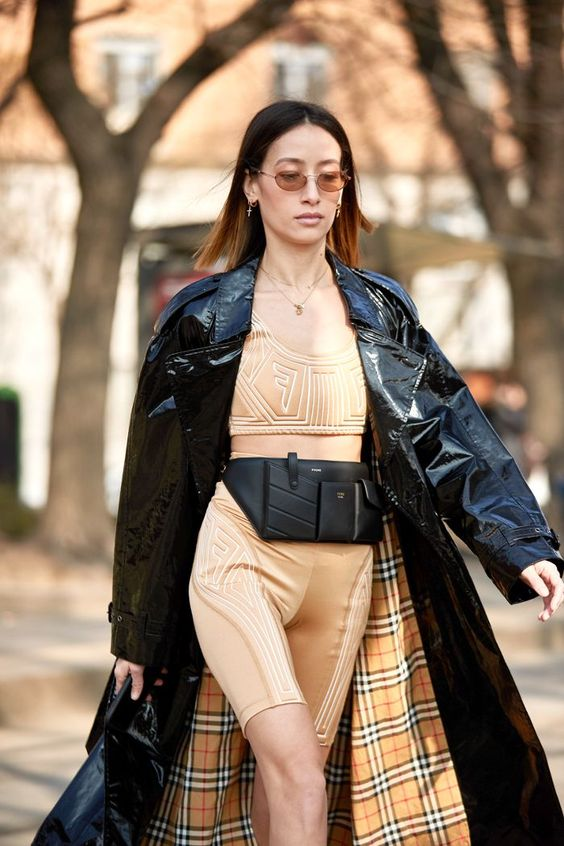 Utility Belt Bag Trend Street Style