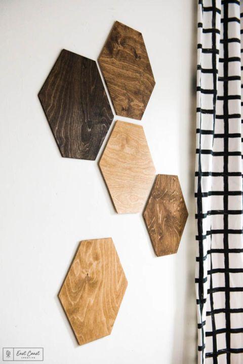 Balsa Wood Wall Art Wood Wall Art Diy Fabric Wall Art Wood