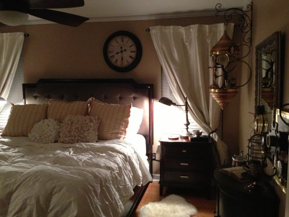 Steampunk bedroom steampunk pinterest bedrooms and for Steampunk bed