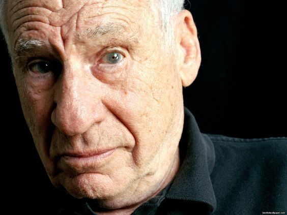 Mel Brooks served in the U.S. Army in WW II as a combat engineer. His main job was to deactivate land mines.