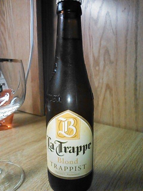 bia la trappe blond nhập khẩu