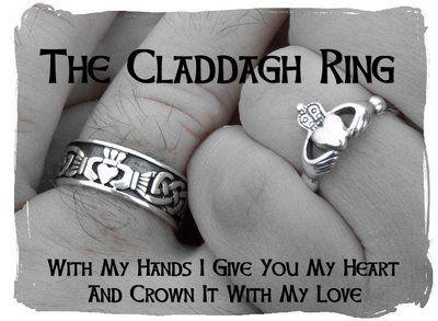 claddagh: Irish Heritage, Claddagh Rings, My Heart, Things Irish, Irish Claddagh, Wedding Rings Claddagh, Irish Rings, Claddagh Ring Meaning, Irish Wedding Rings