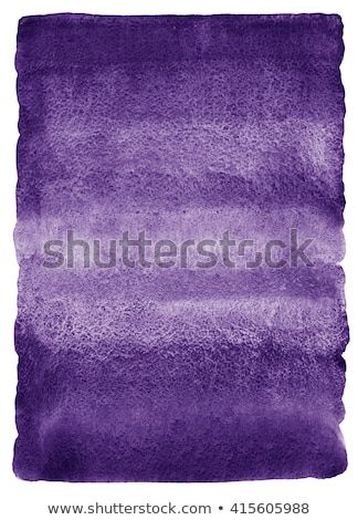 Blueberry Or Dark Violet Watercolor Background Watercolour