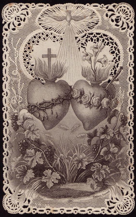 Hearts of Jesus and Mary fullofgraceusa.com | Catholic ...