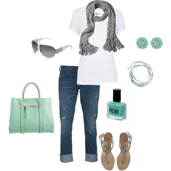 Simple Solids, created by vitzi60 on Polyvore