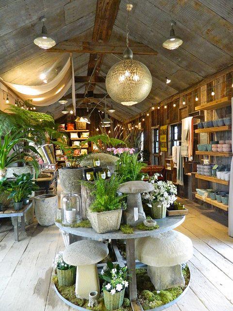 D co boutiques d co int rieure or vert gris for Boutique deco interieure