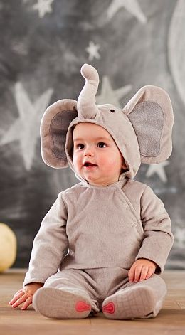 babies dressed as animals