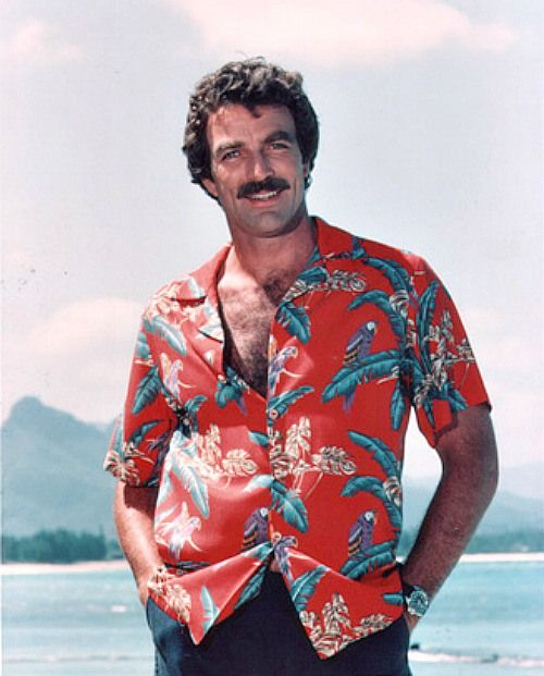 Toms, Tom selleck and Shirts on Pinterest