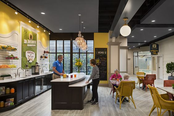 Aegis Assisted Living: Rodgers Park / Perkins Eastman