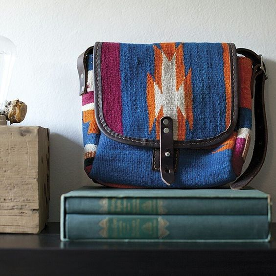 A one of a kind bag for your one of a kind journey. #discoveryourwill bit.ly/dhurrie