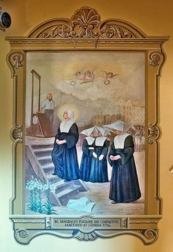 "la fontaine catholic single women Women aren't used to this  and all of our blockmates live in single bedrooms without common rooms,"" fochtman  a 17th-century patron of la fontaine,."