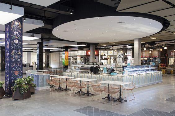 Passiontree Velvet cafe / dessert bar by StudioMKZ, Sydney – Australia » Retail Design Blog