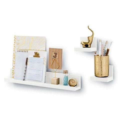 Command Display Ledges White Command Shelves Command Strip Shelf Kid Room Decor