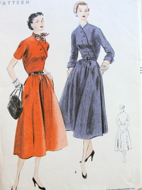 Vogue 7901 1953