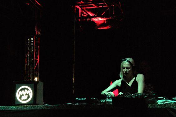 Benicàssim Electronic Festival - BEF- Ellen Allien- 2017