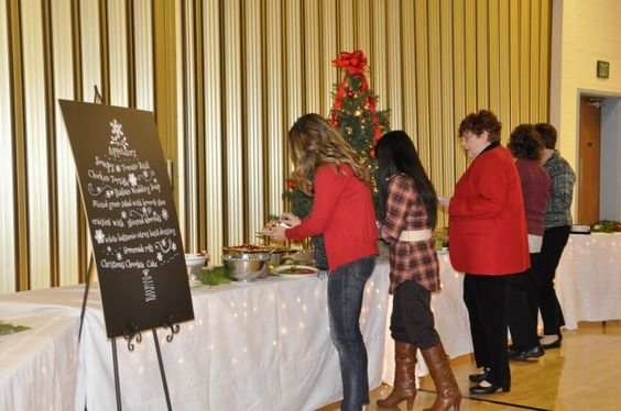 Relief Society Christmas Program