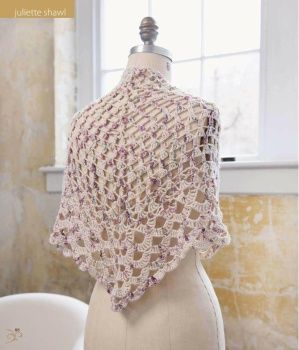 Juliette shawl - free pattern