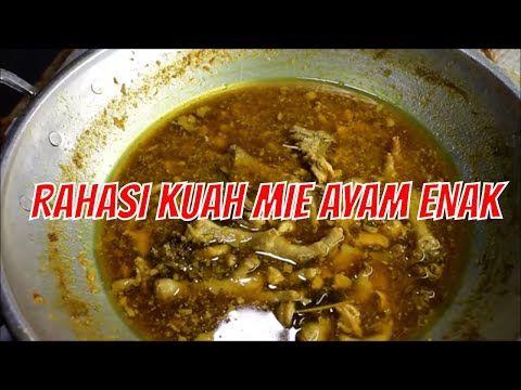 Resep Mie Ayam Komplit Dipakai Jualan Dari Th 2014 Youtube Food Receipes Cooking Recipes Sambal Recipe