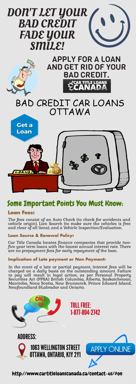 Payday loans for bad credit not brokers picture 1