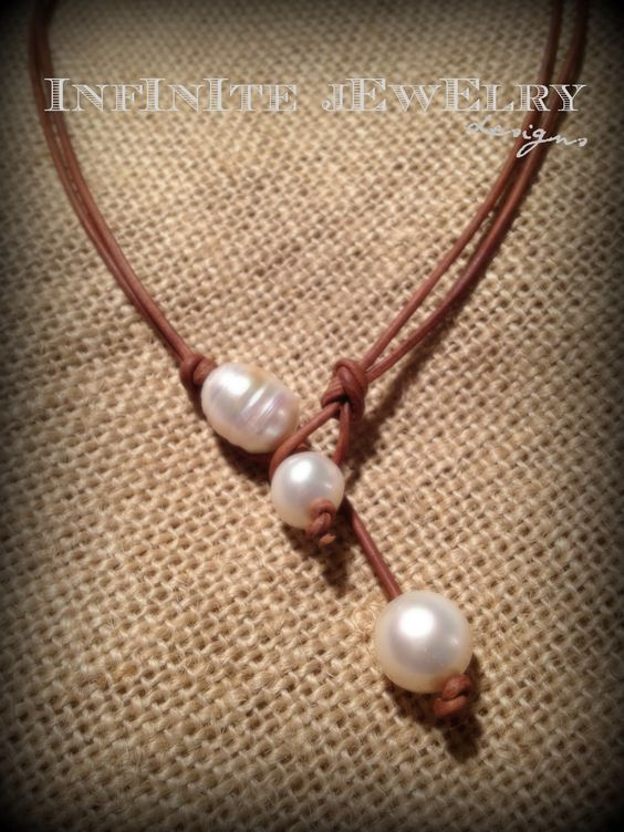 Pearl Droplet Necklace