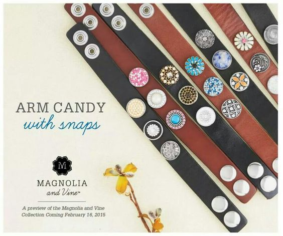 Arm Candy with SNAPS! * * * * * * * * * * * * * * * * * * * * Melissa Spencer, Magnolia and Vine Independent Style Consultant * * * * * * * * * * * * https://www.facebook.com/pages/Magnolia-and-Vine-by-Melissa-Spencer-Independent-Style-Consultant/561934140615637 * * * * * * * * #magnoliaandvine #snapjewelry #founder
