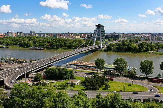 Pride of Bratislava by Roman Stasyuk on 500px
