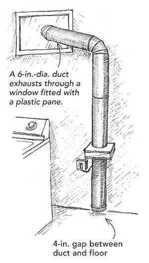 a dehumidifier alternative  i think dave could definitely