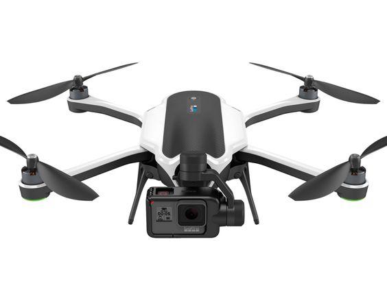 Soeben wurde die neue Drohne GoPro Karma und die neue HERO5 Family vorgestellt. Die ersten Eindrücke machen einen gewohnt vielversprechend...