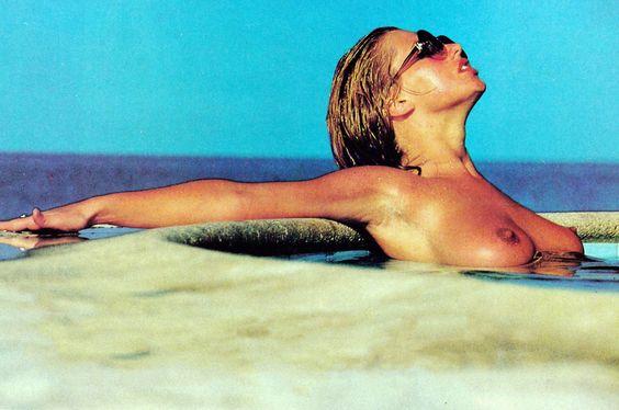 Mona Solomons for Club Magazine (1978)