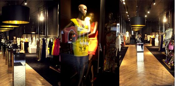 errol arendz-dusud SA Cape Town store with the most beautifully designed dresses and high heels shoes, flats