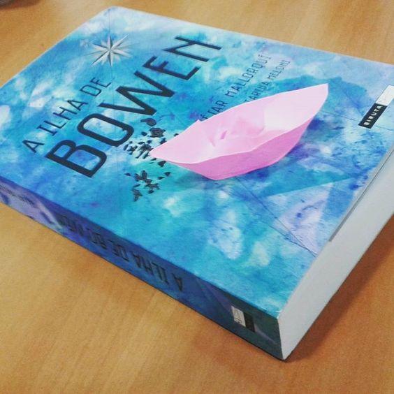 Terminando de ler! #instabook #book #Livro #origami #blogeuinsisto @editorabiruta