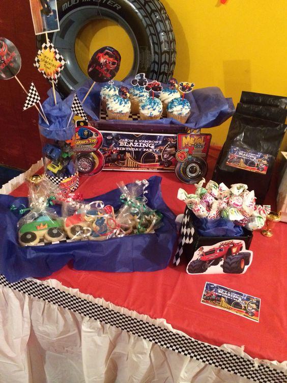 Monstruos mini bizcochos and fiestas de cumplea 241 os on pinterest
