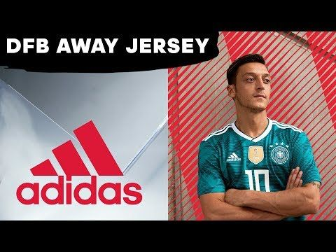 Introducing The Dfb Away Kit Youtube German National Team Toni Kroos Fifa World Cup