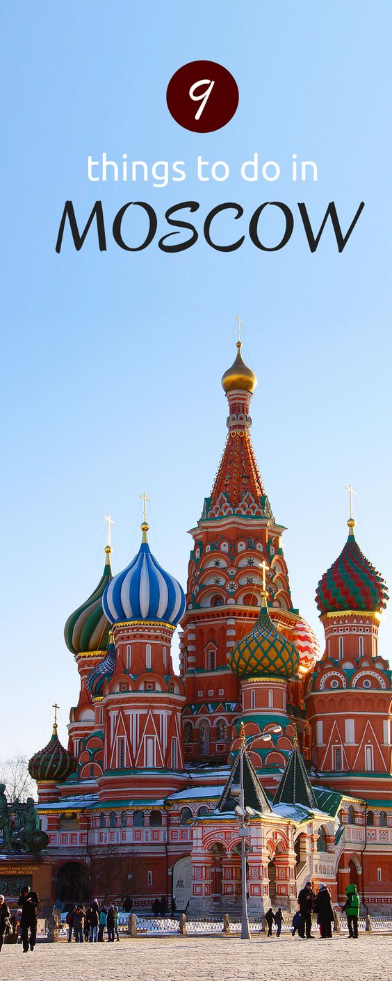#Sprachreise #Russland #Moskau | Kolumbus Sprachreisen www.kolumbus-Sprachreisen.de